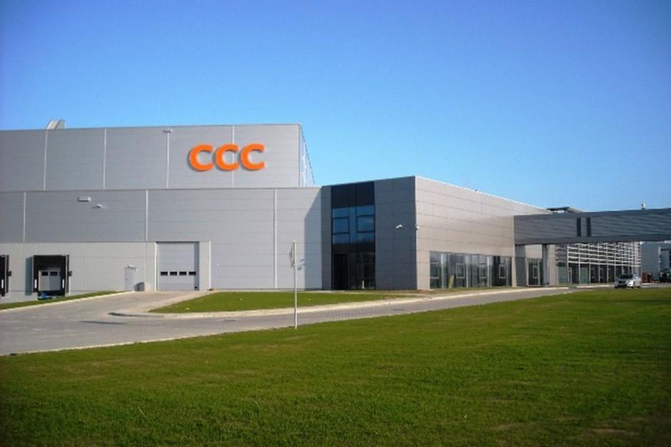 Wkrótce ruszy rozbudowa centrum dystrybucyjnego CCC