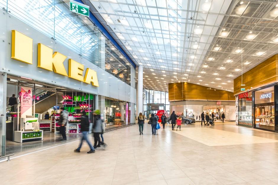IKEA otworzy pierwszy sklep na Ukrainie