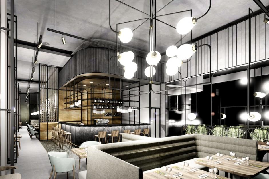 Restauracja i kantyna na miarę biurowca. Gastromall otworzy autorski koncept w .KTW