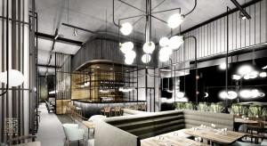 Restauracja i kantyna na miarę biurowca. Niezwykły koncept w .KTW