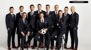 Oni ubiorą piłkarzy na Mistrzostwa Świata 2018