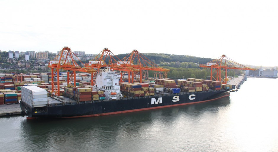 Nowa inwestycja Morskiego Portu Gdynia wsparciem dla logistyki