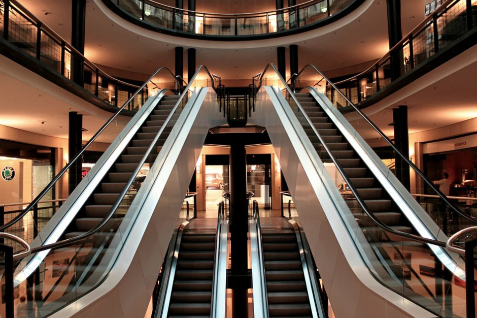 Cztery kroki do sukcesu centrum handlowego
