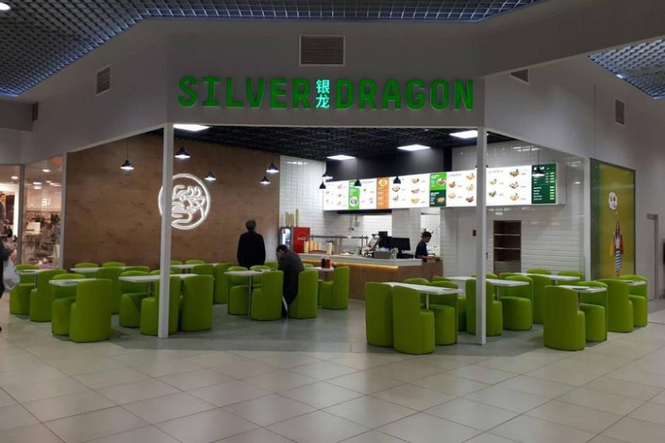Sieć Silver Dragon w Galerii Zielone Wzgórze