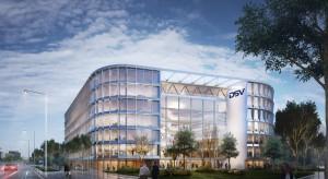Szklany i ekologiczny - taki będzie nowy biurowiec DSV