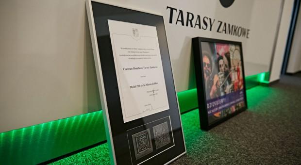Tarasy Zamkowe docenione