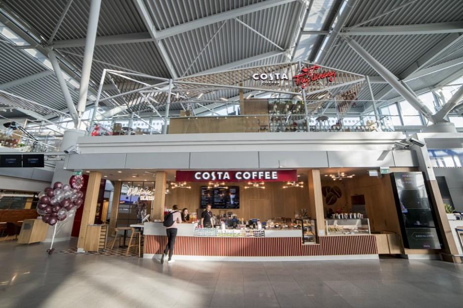 Costa Coffee wchodzi na kolejne lotnisko