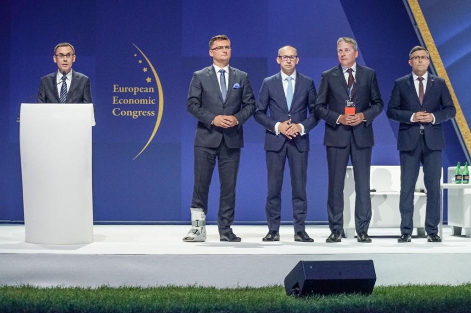 Jubileuszowy Europejski Kongres Gospodarczy wystartował. Przed nami trzy dni debat i dyskusji