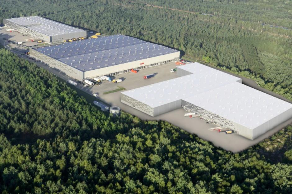 Ostatnia hala w Śląskim Centrum Logistycznym wkrótce w budowie. BIK startuje z inwestycją