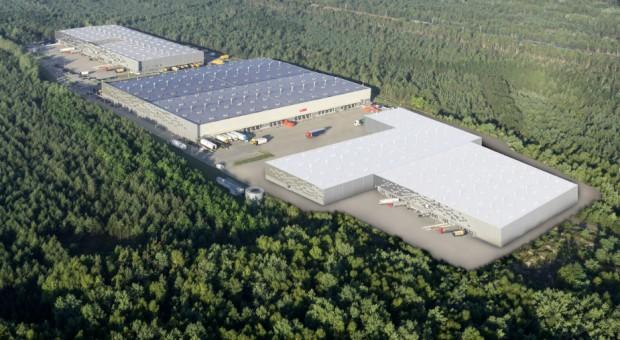 Ostatnia hala w Śląskim Centrum Logistycznym wkrótce w budowie
