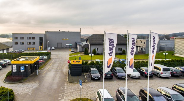 Dekpol buduje magazyn w Gdańsku