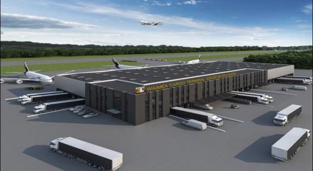 Waimea Holding kupuje działkę pod nowy terminal