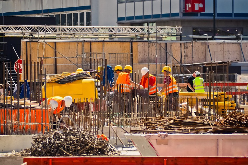 Opus przygotował budowę dużej hali produkcyjnej