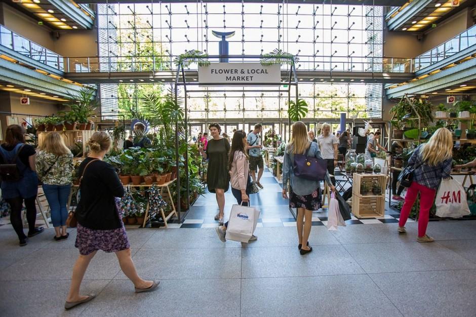 Flower market wraca do Starego Browaru