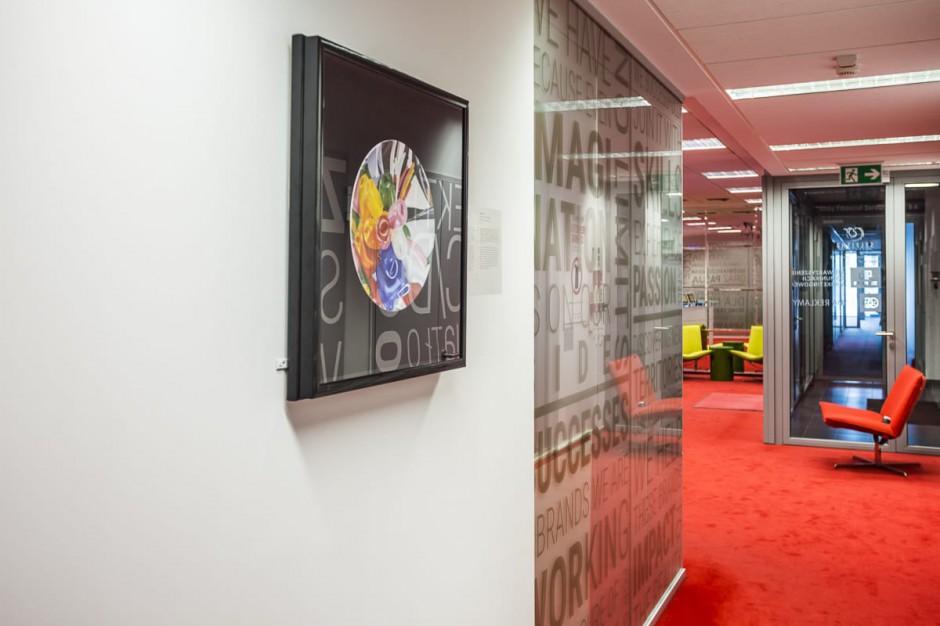 Dzieło działa, czyli sztuka w przestrzeni biura