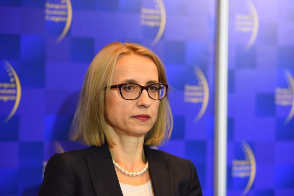 Teresa Czerwińska zapowiada zachęty podatkowe dla inwestorów