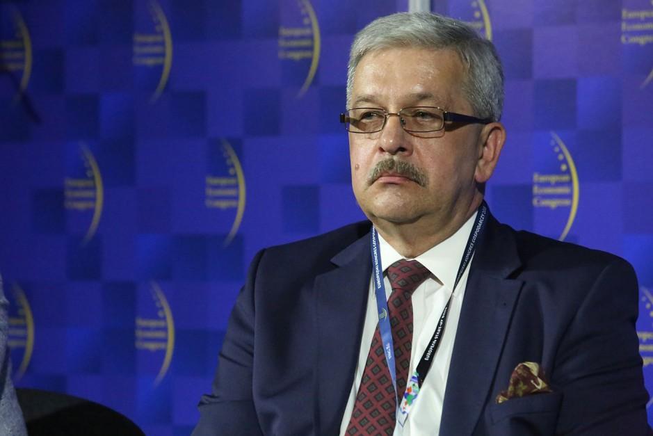 Piotr Skrabaczewski, zastępca burmistrza Tarnowskich Gór. Fot. PTWP.