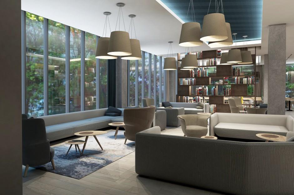 W sercu biurowej części Mokotowa wystartował Hampton by Hilton