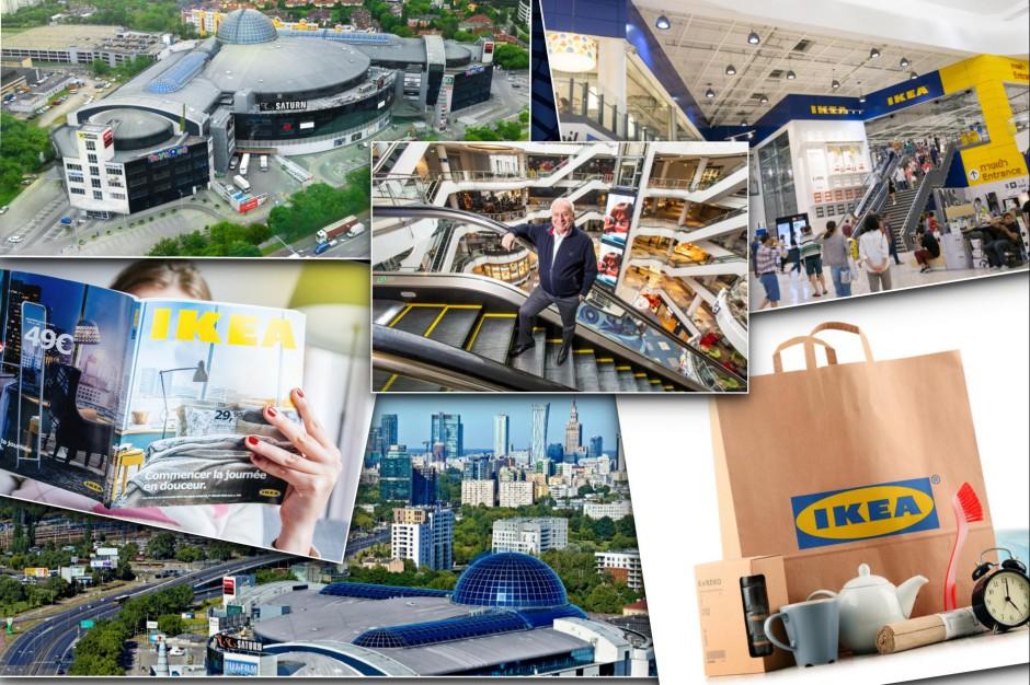 Nie Fort Wola, ale Blue City. Pierwsza IKEA w centrum handlowym już jesienią