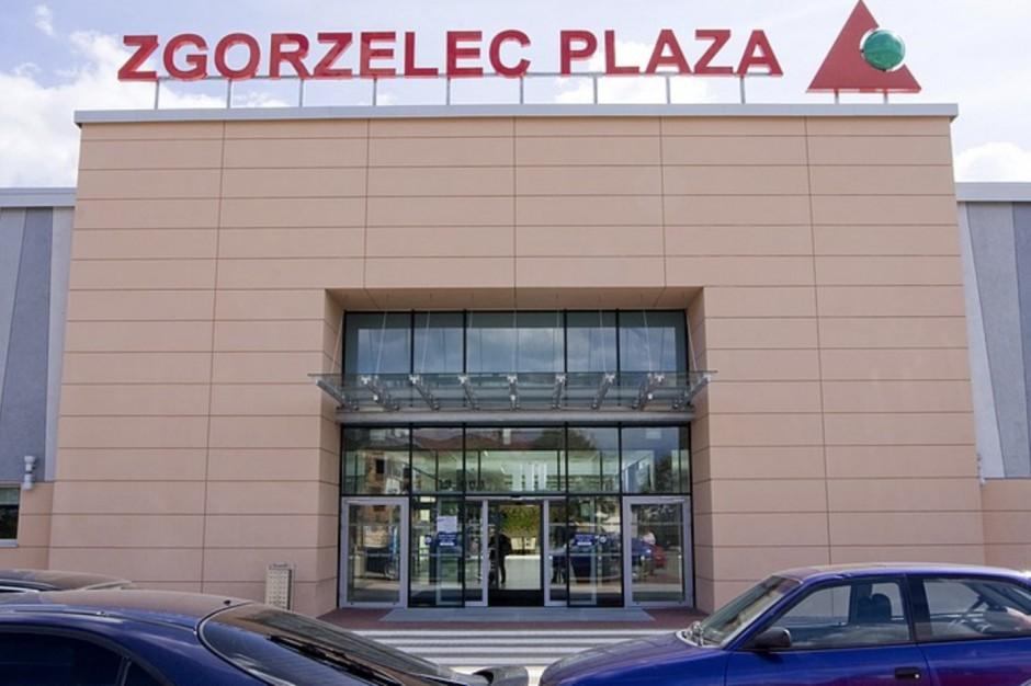 Komercjalizacyjny sukces w Zgorzelec Plaza