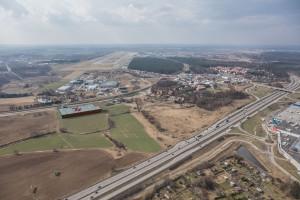 Gdański City Flex jak magnes. Połowa magazynu zajęta przed startem budowy