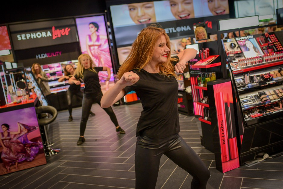 Sephora w nowym koncepcie. Zobacz otwarcie perfumerii w Galerii Mokotów