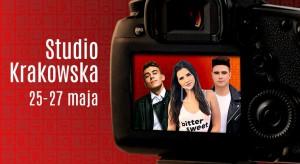 Gwiazdy Youtube'a w roli reporterów w Galerii Krakowskiej