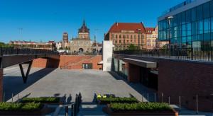 Forum Gdańsk tuż przed otwarciem