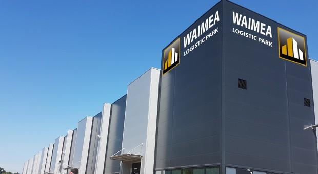 Waimea Logistic Park Bydgoszcz z kompletem najemców