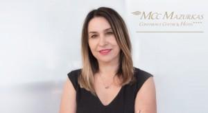 Nowy dyrektor generalny w hotelach Mazurkas