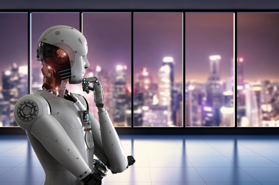 Roboty mogą zrewolucjonizować pracę biurową