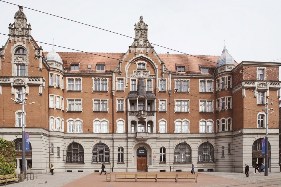 Muzeum Śląskie w Katowicach ogłasza sprzedaż nieruchomości