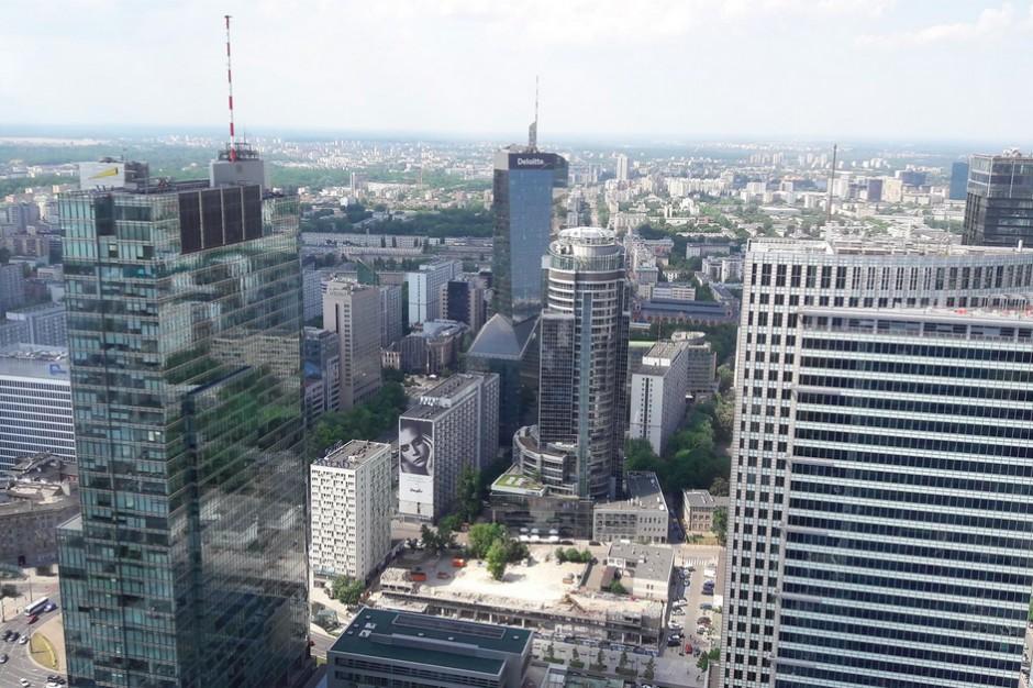 Warszawskie kancelarie prawne wybierają biura w centrum