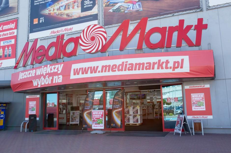 Media Markt na Okęciu w nowej odsłonie