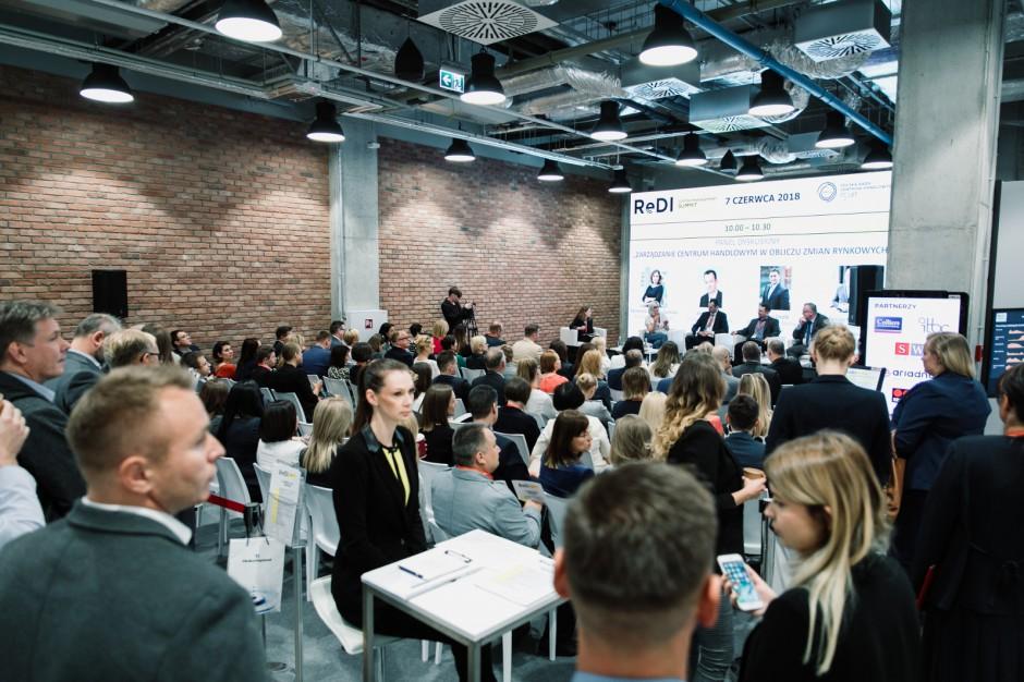 Efektywność biznesu i spotkań na Targach ReDI