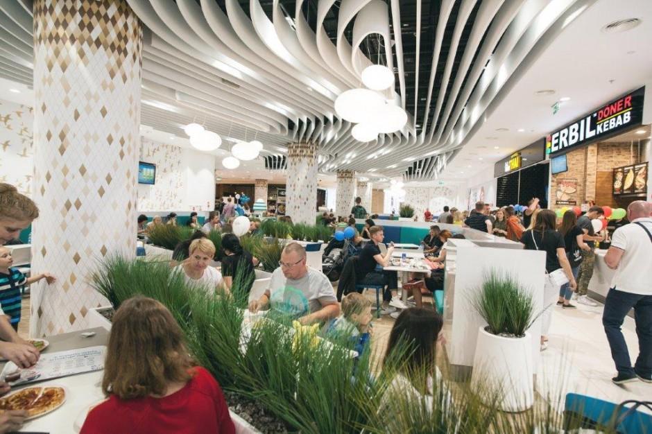 Foodcourt przyciąga do Galerii Wisła. Liczba klientów wzrosła znacząco