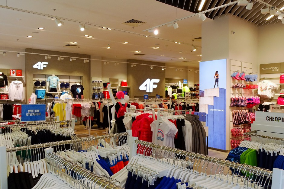 Focus Mall w Piotrkowie powiększa ofertę odzieżową