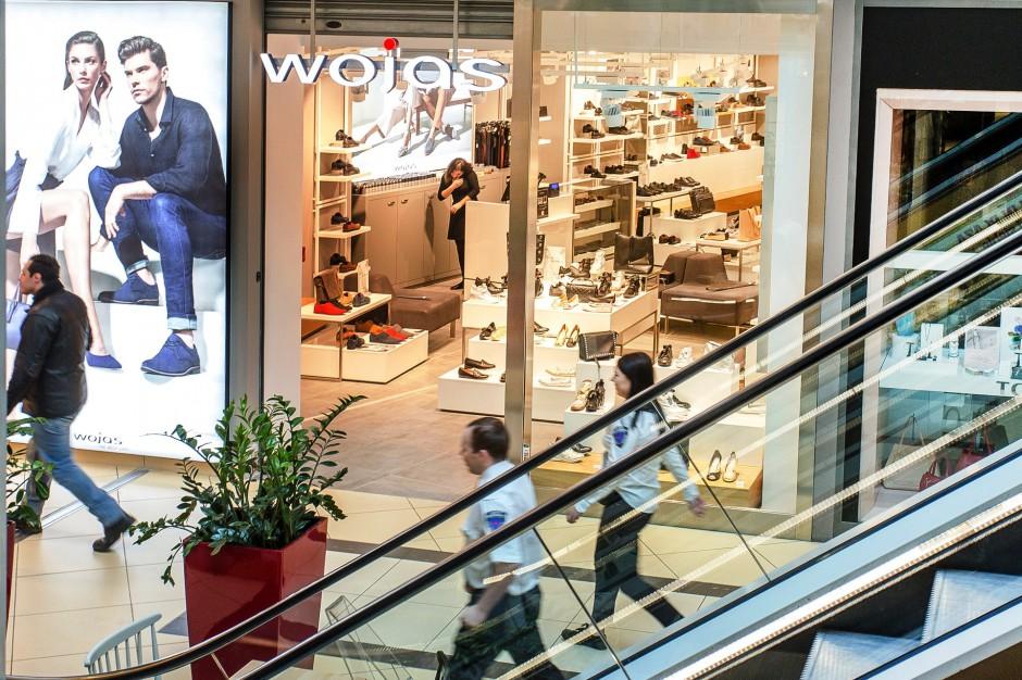 Sklepy Wojas i Bartek z ponad 40-proc. spadkiem sprzedaży w centrach handlowych