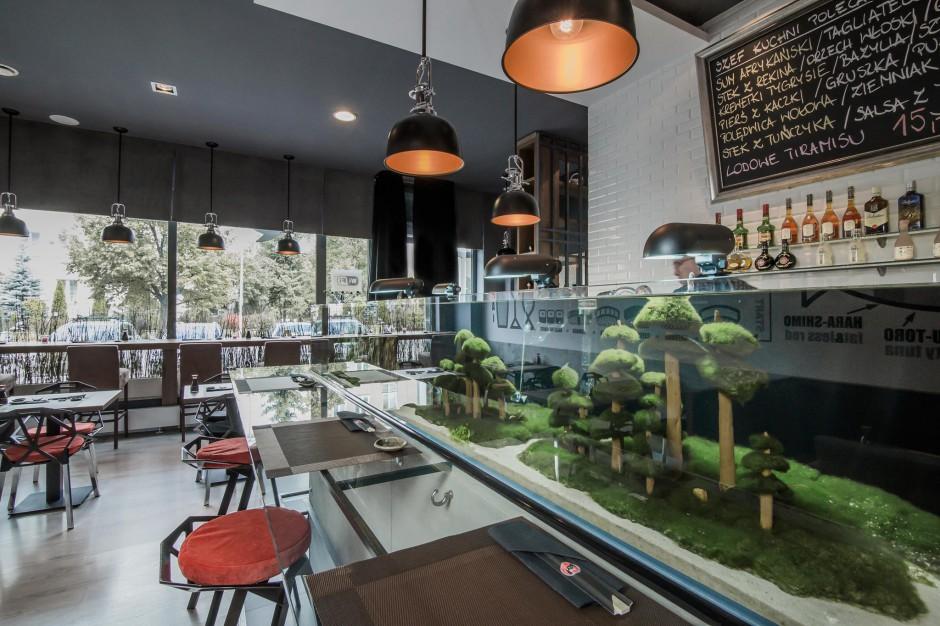 Restauracja Xxi Wieku Naszpikowana Technologią Centra