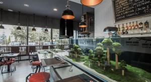 Restauracja XXI wieku - naszpikowana technologią