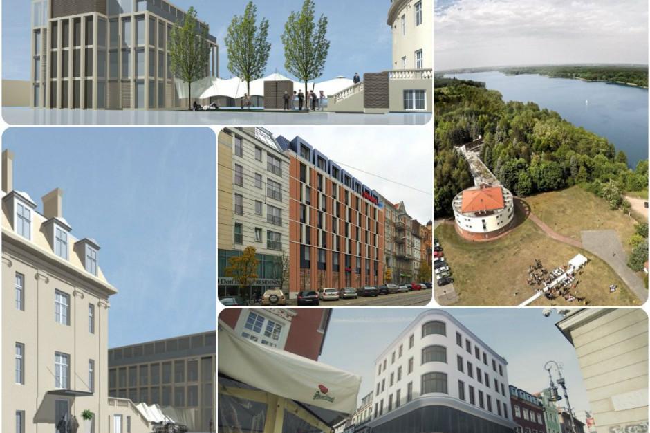 400 pokoi - tak w tym roku urośnie poznańska baza hotelowa