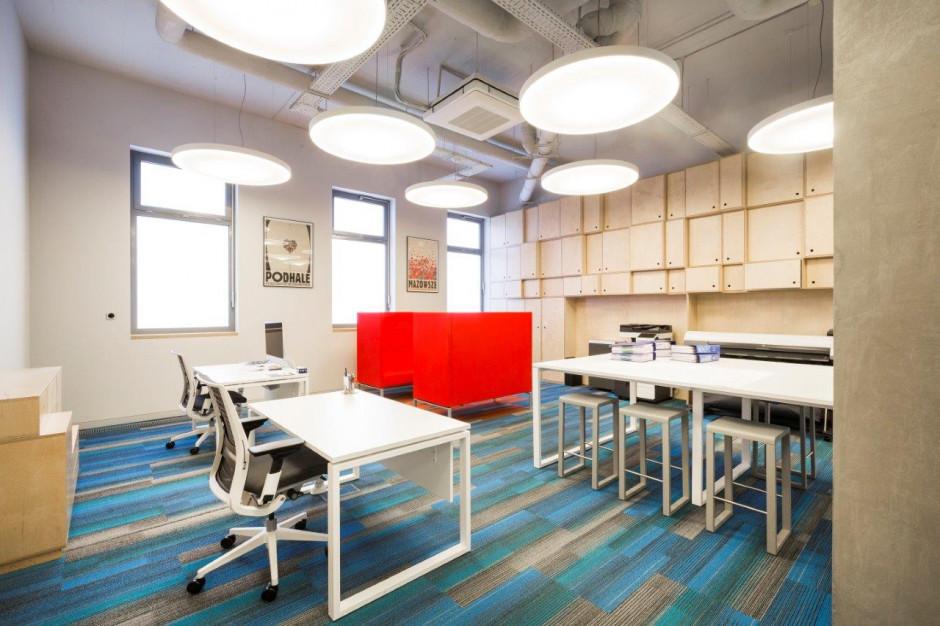 Kreatywne Funkcjonalne Z Najwyższej Półki Biuro Idealne