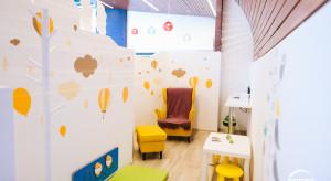 100 metrów tylko dla dzieci. Galeria Sfera otwiera specjalną przestrzeń