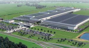 Pierwszy zakład Mercedesa w Polsce wchodzi w kolejny etap prac