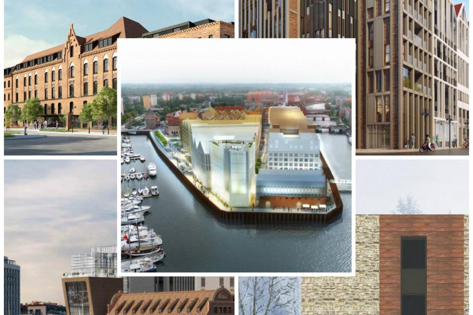 W tej chwili w Gdańsku buduje się więcej hoteli niż w Warszawie