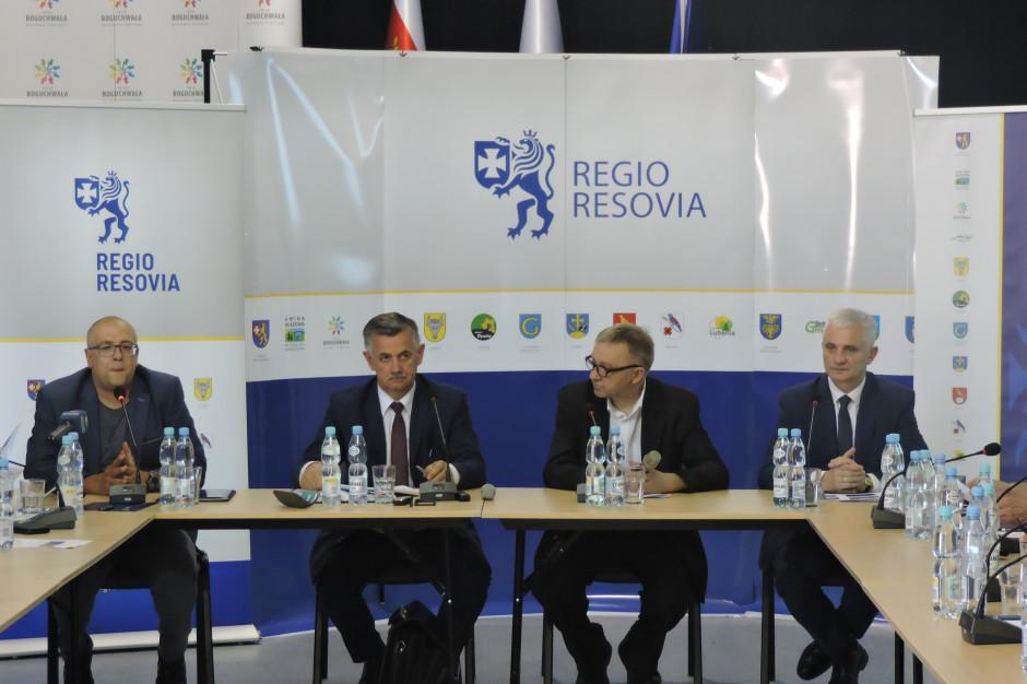 Regio Resovia: Wspólnie będą promować region