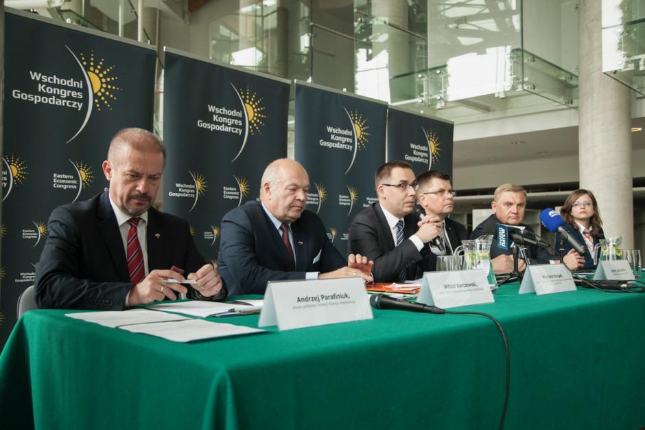 Perspektywy Polski Wschodniej na tle zmieniającej się Europy