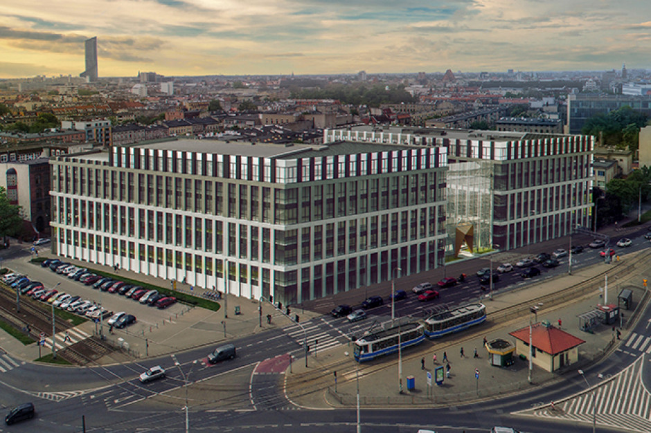 Wrocławskie biura coraz bardziej eko. Inwestycja Archicomu z certyfikatem LEED Gold