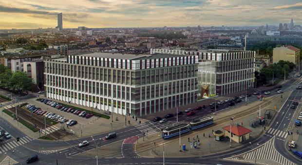 Wrocławskie biura w złocie