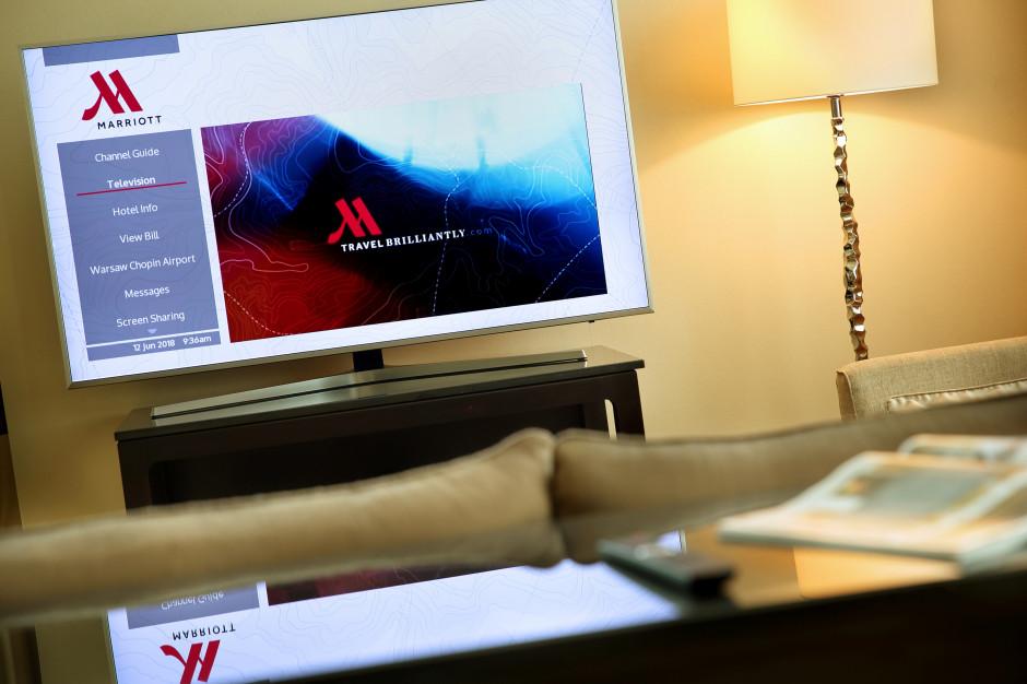 Warszawski Marriott kupił telewizory za 2,2 mln